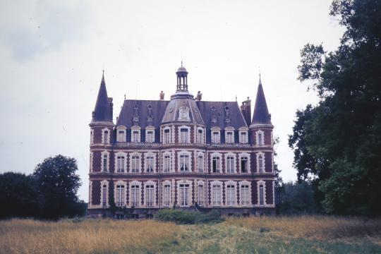 Château du Bourg de Laverdines