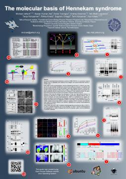 "GRC poster ""Molecular Mechanisms in Lymphatic Function & Disease"""