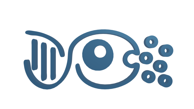 Gene Cell Nano Flagship Logo