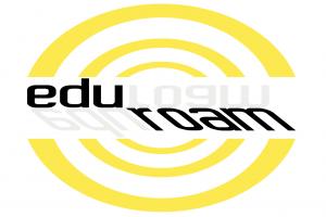 Fictitious Eduroam logo