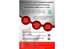 Protein Purification Course
