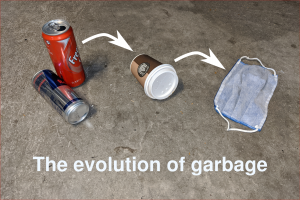 The evolution of garbage
