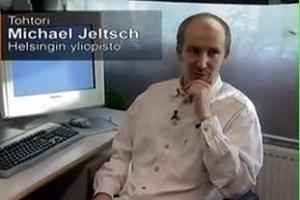Michael Jeltsch on Yle TV